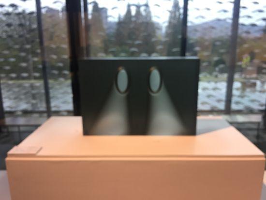 展品。 童笑雨 摄