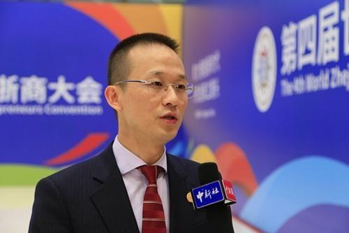 聚元集团董事长方亚立 王远摄