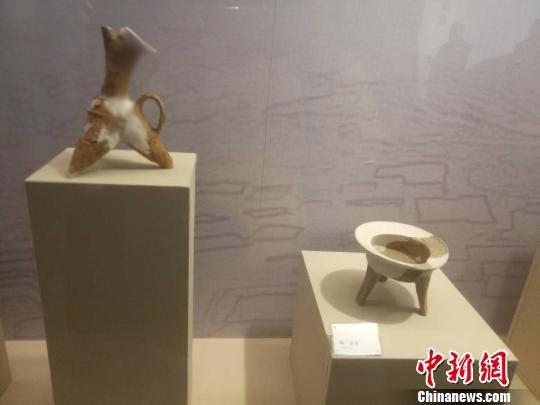 """""""好川文化发现20周年特展""""文物 胡筱培 摄"""