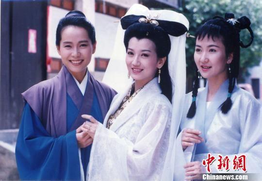 图为:1992年版《新白娘子传奇》剧照。 资料图 摄