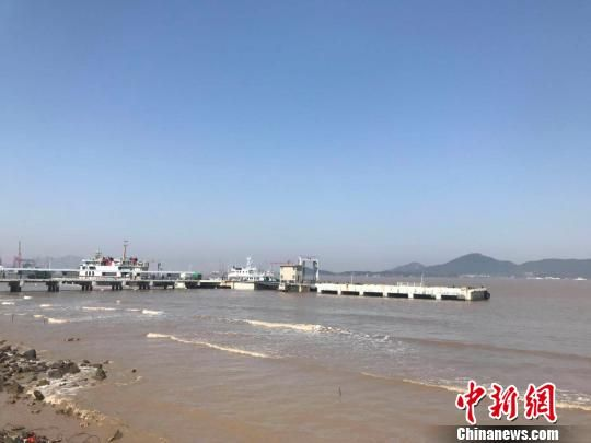 中国(浙江)自由贸易试验区。 胡哲斐 摄