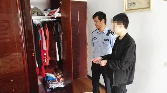 浙江丽水一男子盗保险箱后后悔 写道歉信让失主撤案 警方提供
