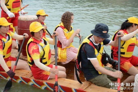 这个龙舟节让我很震撼
