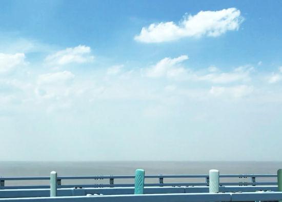 浙江沿海。 张斌 摄