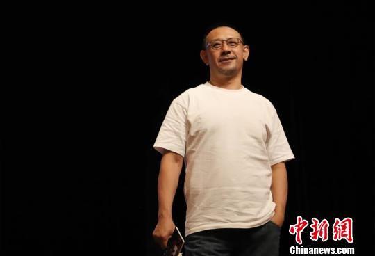 图为导演姜文。胡小丽 摄
