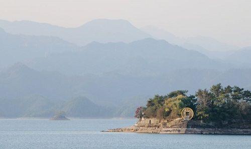 图为千岛湖。主办方供图 摄
