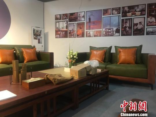 汇森林精品助乡村振兴 第11届中国义乌森博会成交额超50亿