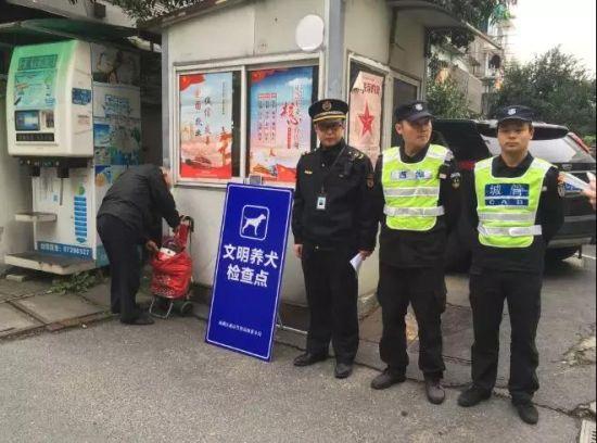 """未发生一起暴力执法杭州城管公开回应""""棒杀""""传言"""