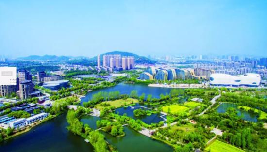 白马湖生态创意�_惊喜剧透!杭州白马湖公园二期周六开园_中国海洋外宣第一官网