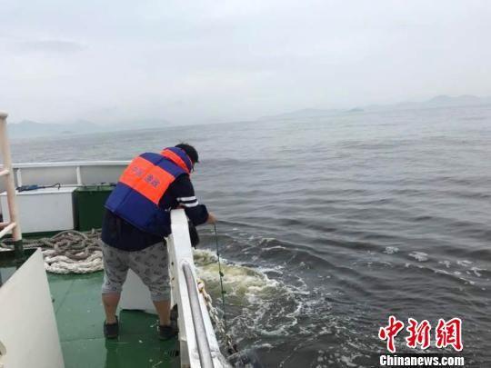 浙江宁波渔山海域赤潮应急响应终止 未检出贝类毒素